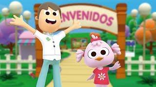Mi Tío Mario Veterinario - Canciones Infantiles del Zoo