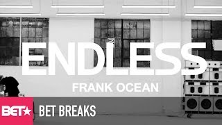 Frank Ocean's Visual Album 'Endless' Drops To Much Fanfare