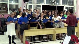 Calvário Revelação de Amor - Coral da Assembléia de Deus de Vila Angélica Sorocaba - 12/08/17