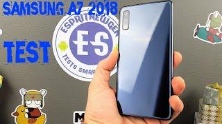 Vidéo-Test : Samsung A7 2018 Test, un trio de caméras