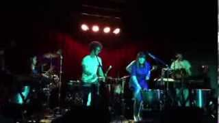 """Ending of """"Weather the Waves"""", live in Baton Rouge"""