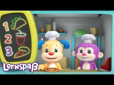 Pizza Song   Lernspaß   Fisher-Price Deutsch   Kinderlieder   Cartoons für Kinder