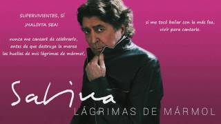 Lágrimas de mármol - Joaquín Sabina (Letra - Lyrics)