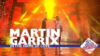 Martin Garrix ft. Bebe Rexha - 'In The Name Of Love' (Live At Capital's Jingle Bell Ball 2016) width=