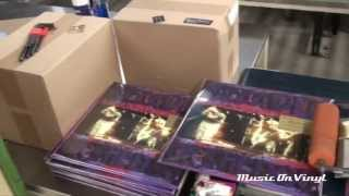 Temple Of The Dog vinyl pressing