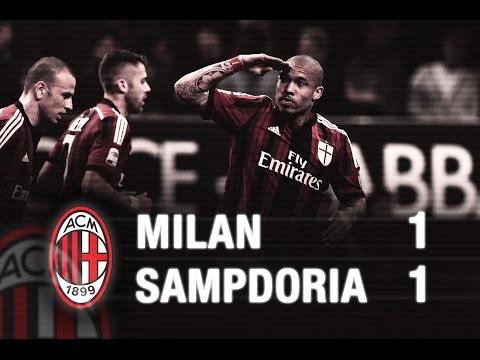 Milan-Sampdoria 1-1 Highlights | AC Milan Official