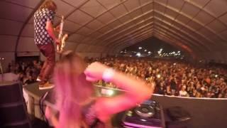 Larissa Lahw & Rodrigo Sha  ao vivo no Villa Mix Festival (RJ)