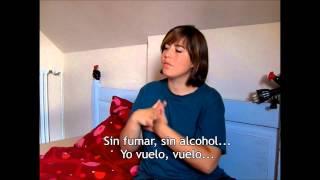 """""""Je vole"""" - Louane Emera [OST La famille Bélier] (LSE + Letra en español)"""