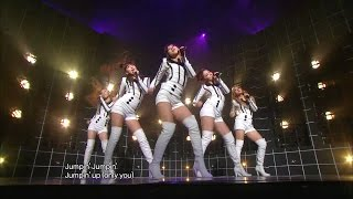 【TVPP】KARA - Jumping, 카라 - 점핑 @ Comeback Stage, Show Music Core Live