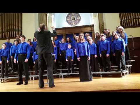 Ave Maria - Piedmont East Bay Children's Choir