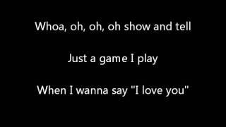 Al Wilson - Show and Tell (lyrics).wmv