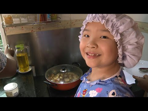 'Little Chef' charms Myanmar with lockdown cooking classes | AFP