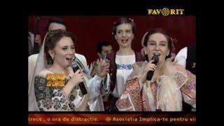 Georgiana Aurică şi Letiţia Boroi - Mărioară de la munte - LIVE