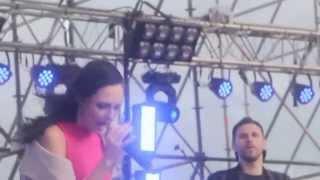 SEREBRO - Перепутала (Live @ VK Fest)
