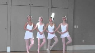 Swan Lake - Cygnets Quartet