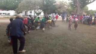 Danca tradicional Inhassoro Moçambique