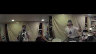 MarcantonioBros--Burn (Ellie Goulding Drums and Trumpet cover)