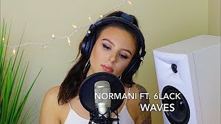 Normani - Waves (feat. 6lack) Cover by Tima Dee