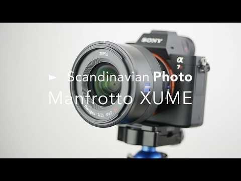 Manfrotto XUME - Filterhållarsystem