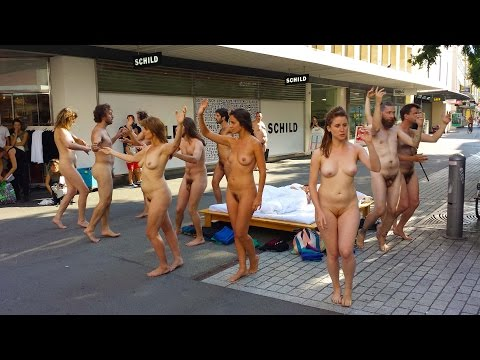 Download Video +18, Swiss Government Supported Body And Freedom Festival, Contains Public Nudity