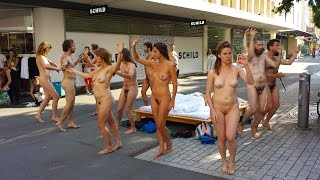 +18, Swiss Government Supported Body and Freedom Festival, contains public nudity width=