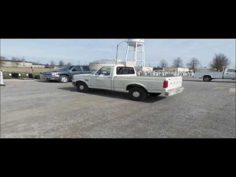 1991 Ford F150 pickup truck for sale | no-reserve Internet auction March 1, 2017