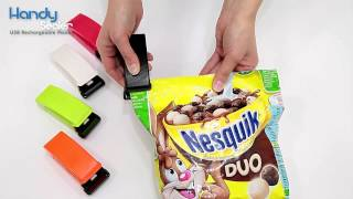 HANDY SEALER USB MODEL NEW VIDEO