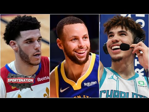 LaMelo and Lonzo Ball shine, Steph Curry makes his 300th 3PT of the season and Woj's LeBron update