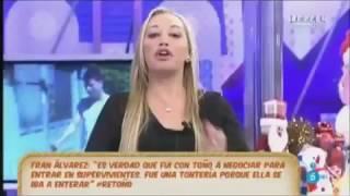 GALLO DE MANEL NAVARRO PARODIA BELEN ESTEBAN