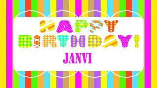 Janvi   Wishes & Mensajes - Happy Birthday