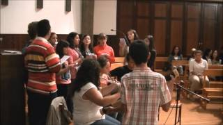 Música de Ação de Graças | Nada te Perturbe | Eucaristia 29.09.2012