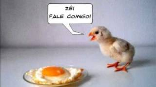 Quim Barreiros - O ovo e a Galinha