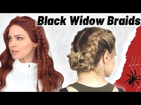 All of the Braids from the Black Widow Movie!!