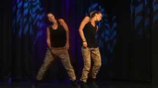 Hip Hop Choreographie:: eye of the tiger :: Austrian Showteam