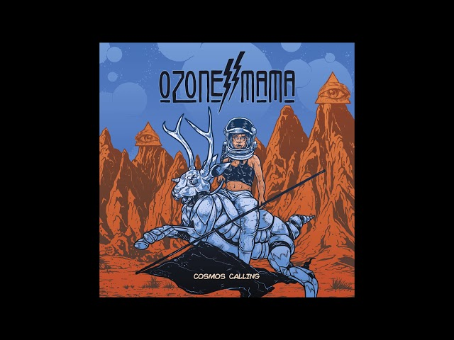 "Hungarian soulful hard rockers Ozone Mama have signed with Ripple Music to release their 2018 offering, ""Cosmos Calling"", on Vinyl/CD/Digital. Officially hits streets January 19, 2018."