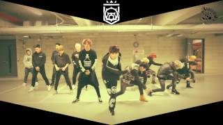 BULLDOK(불독) - Feel Your Luv (ToppDogg(탑독) - Open the Door Choreography)