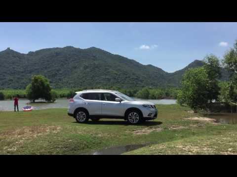 Autopress vn Một ngày 'vẫy vùng' với Nissan X Trail 2 5 SV 4WD