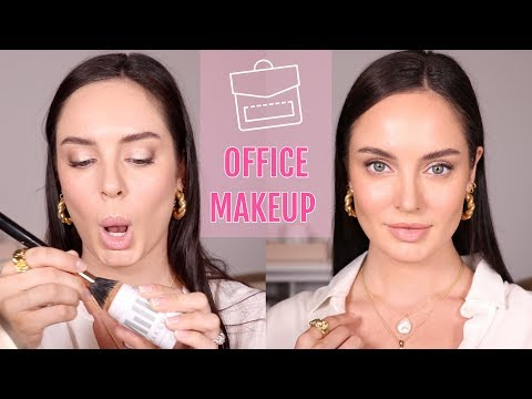 15 Minute Everyday Work Makeup Tutorial \ Chloe Morello