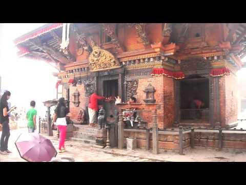 Jaya Bageswori Temple at kathmandu,Nepal tour
