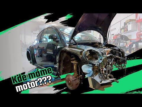 Projekt VW Beetle 2 - kde máme motor? - Boostmania.sk
