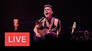 "Asaf Avidan // ""The Study on Falling"" (New Song) LIVE@Israel"