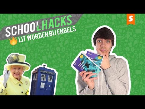 Schoolhacks | LIT WORDEN BIJ ENGELS