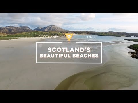 Scotland Shorts - Scotland's beautiful beaches