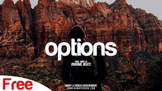 """Options"" - Sad piano Beat x Drums x Instrumental (Prod. Danny E.B)"