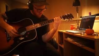 Mastodon - The Elephant Man acoustic cover