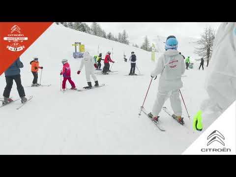 Citroën Winterland Tour: PILA 17/18 Marzo