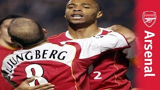 Freddie Ljungberg - Top 5 Premier League goals