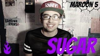 """Me Singing """"Sugar"""" by Maroon 5 - Cover - Brandon Evans"""