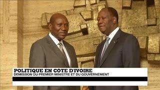 Série de remaniements en Côte d'Ivoire width=