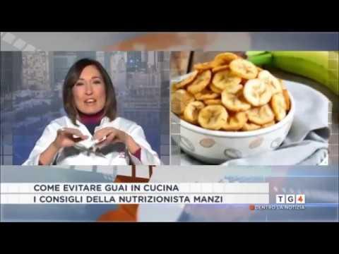 Al TG4 i consigli di Chiara Manzi